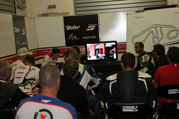 Briefing moto club